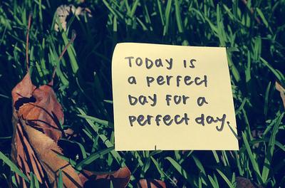 Perfectdayforgratitude