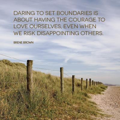 Positively-Present-Boundaries