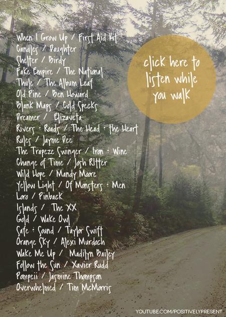 Relaxing-Walk-Playlist