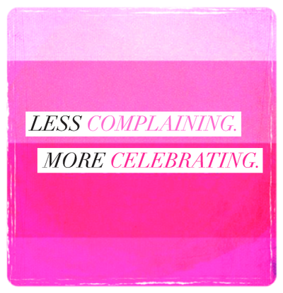 Less-Complaining