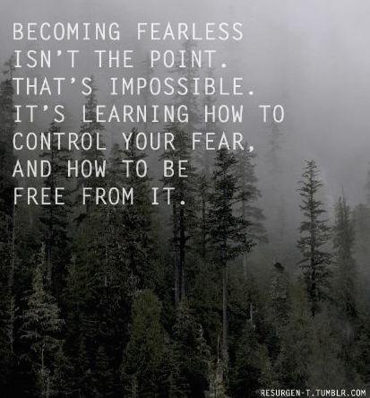 Fearful