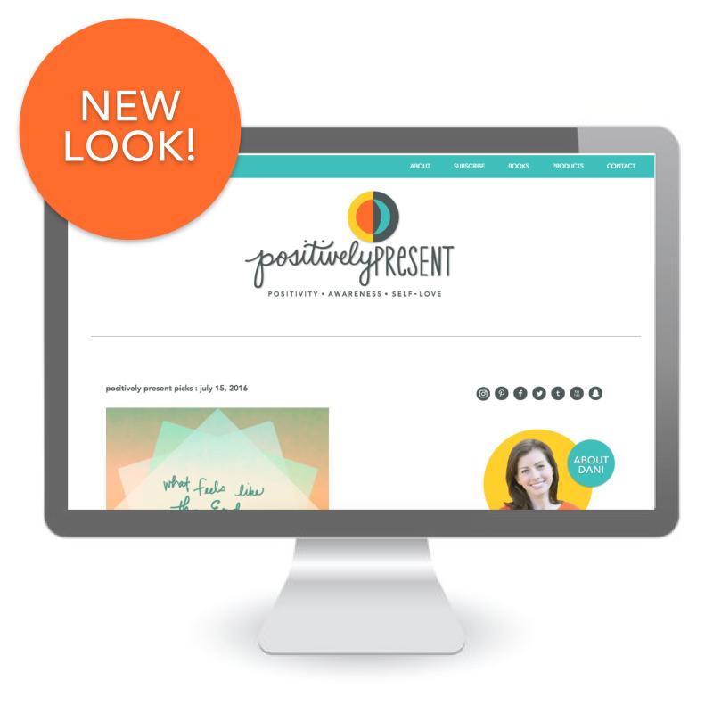 New Site Look