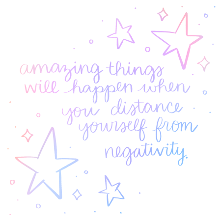 No Negativity - Positively Present