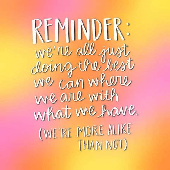 Reminder Positively Present