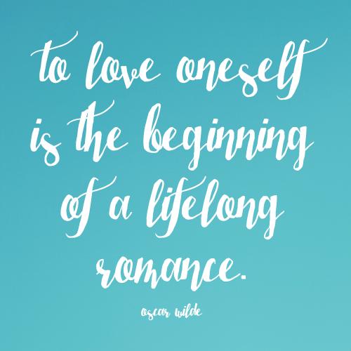 Self-love-