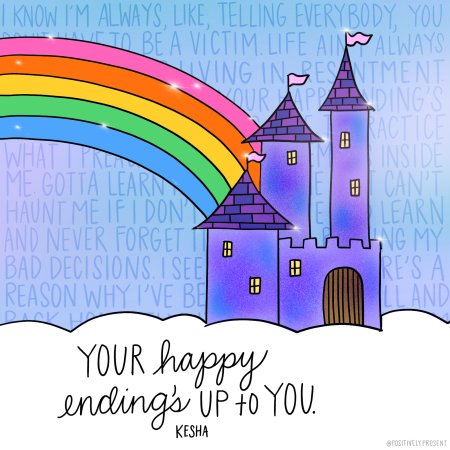Positively-Present-Happy-Ending