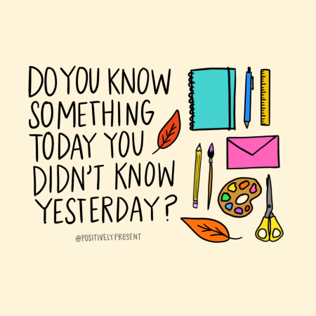 Know-More-Positively-Present