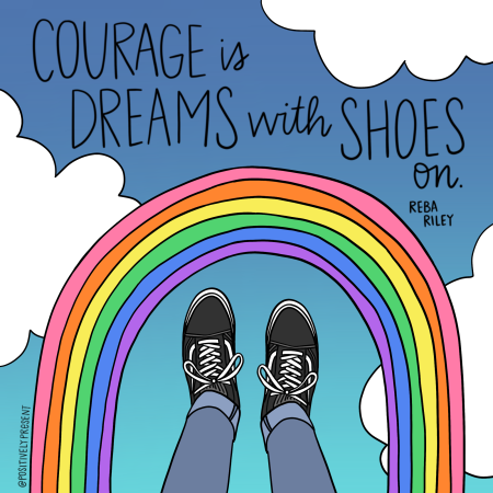 Courage Shoes