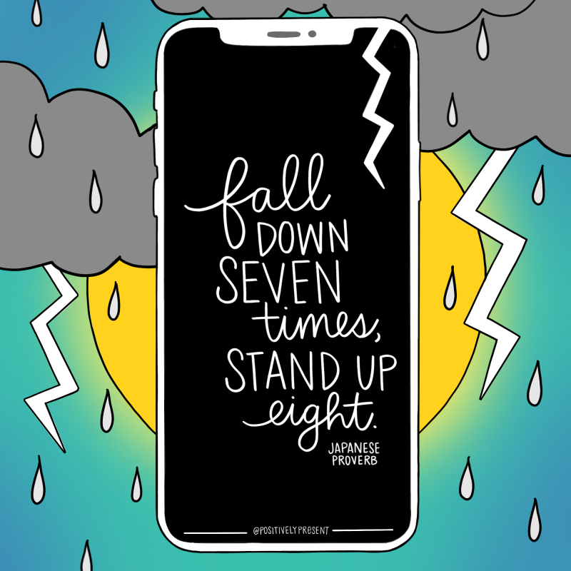 Positively-Present-Fall-Down-Seven