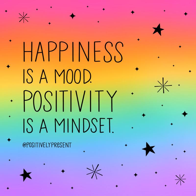 Happiness vs Positivity