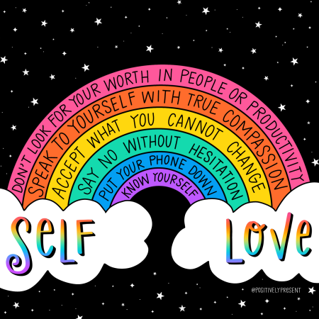 Positively Present - Self Love