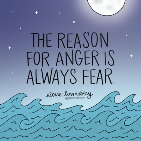 Positively-Present-Anger