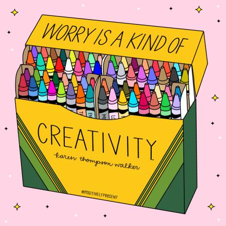 Worry Creativity