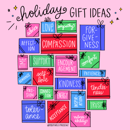 Positively Present Gift Guide
