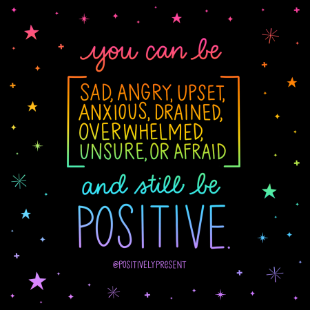 Positively Present - Still Be Positive