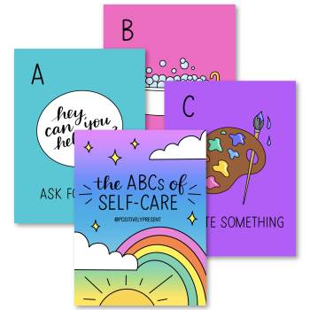 ABCs of Self Care