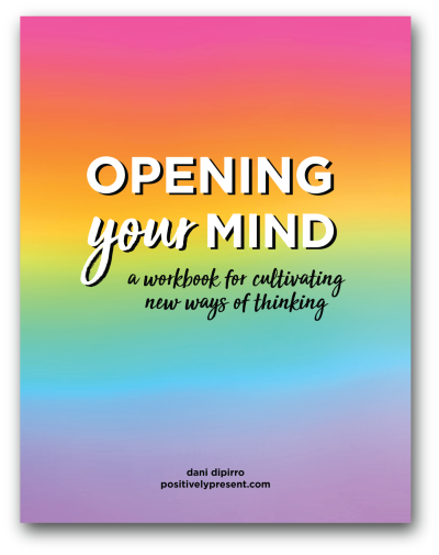Open Mind Cover